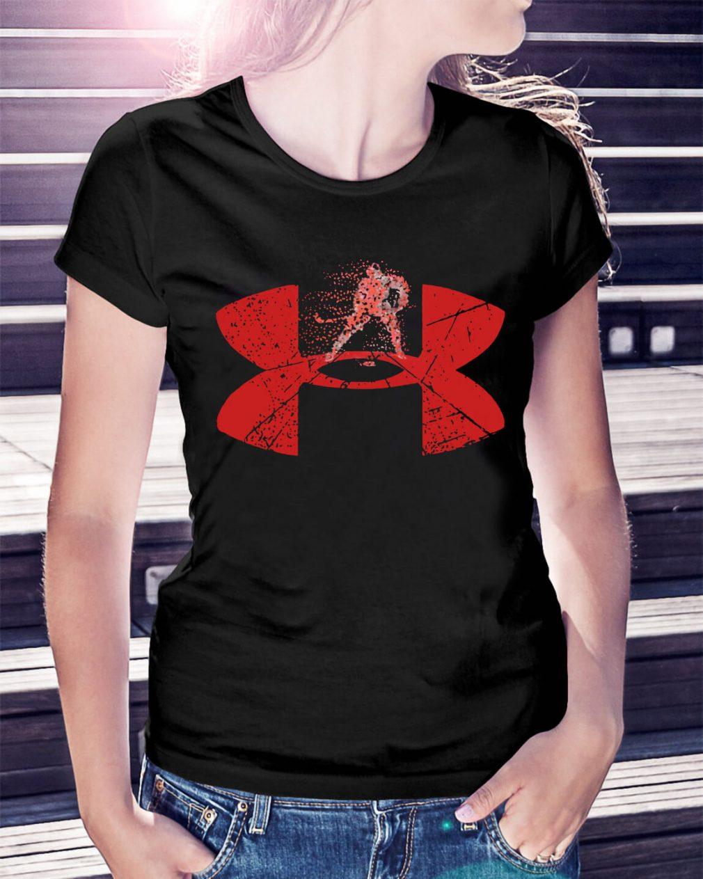 Under Armour baseball Ladies Tee