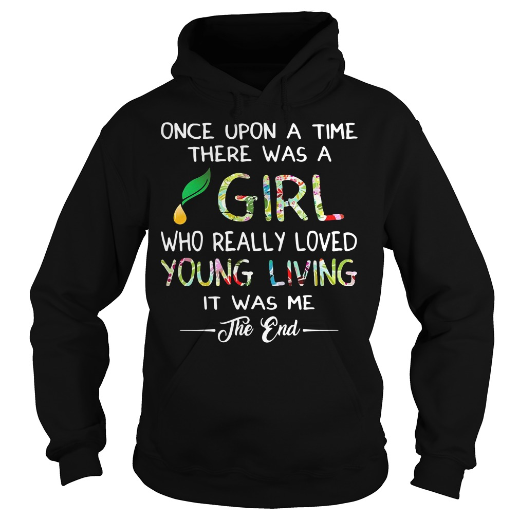Once upon a time there was a girl who really loved young Hoodie
