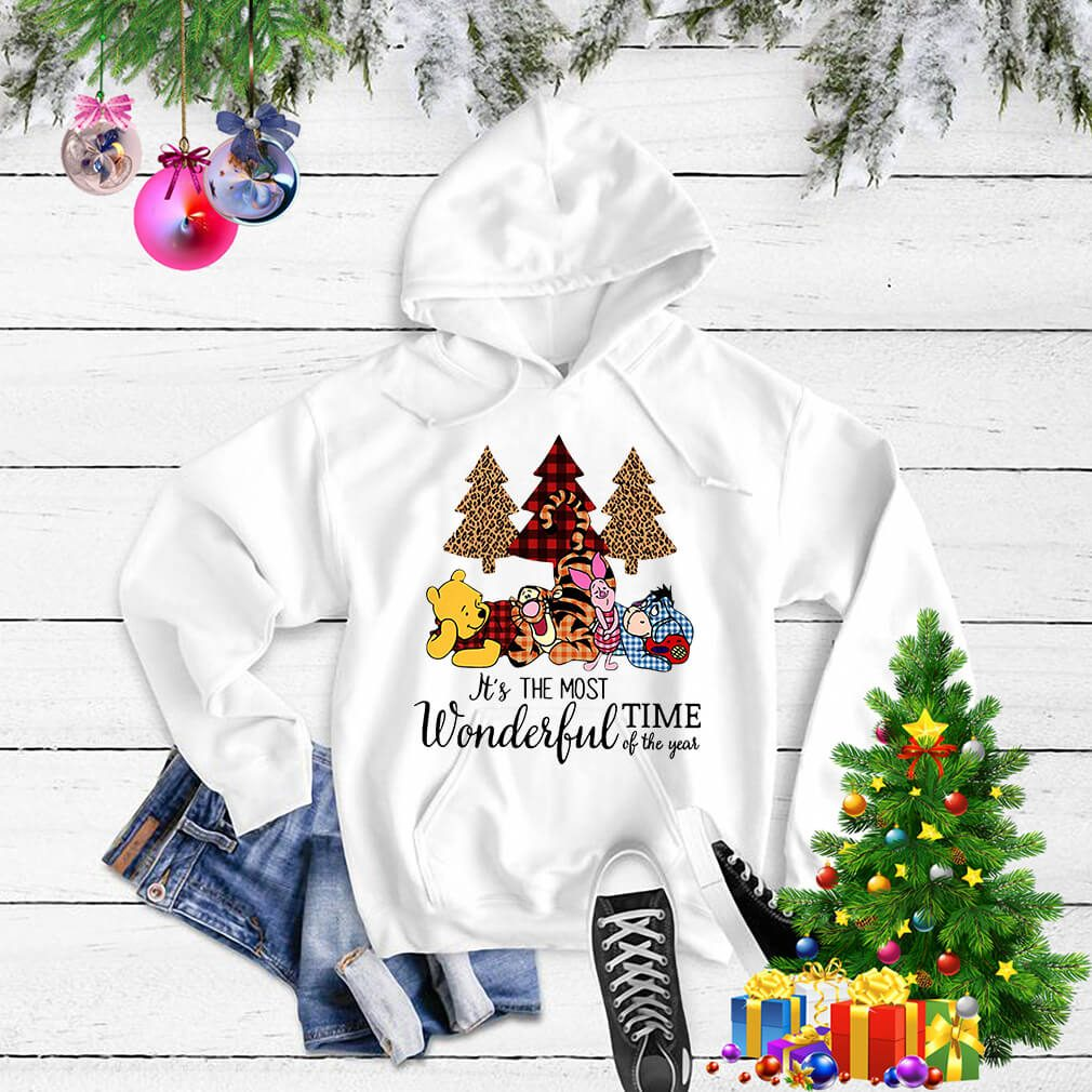 Winnie The Pooh It's the most wonderful time of the year Sweater