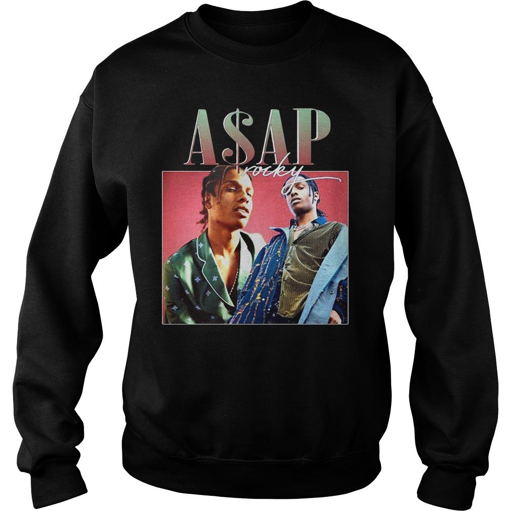 Asap Rocky Sweater