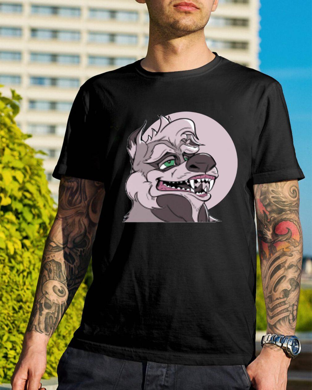 Drunkenwerewolf Andrew Hammond shirt