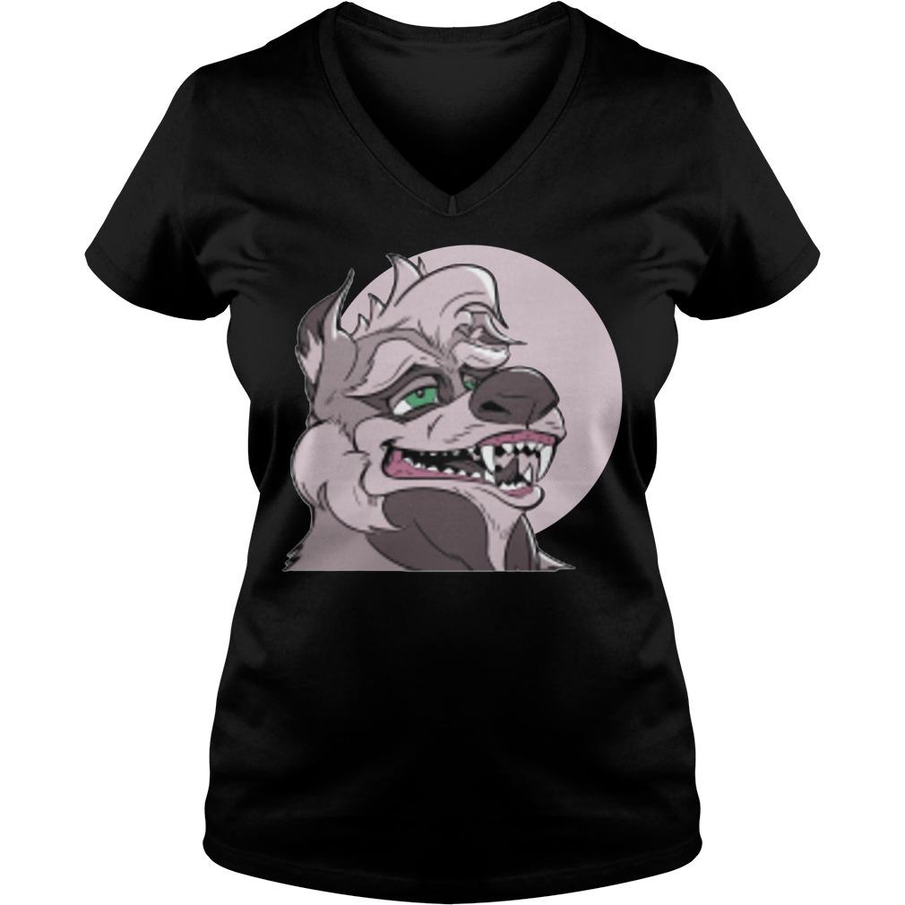 Drunkenwerewolf Andrew Hammond V-neck T-shirt