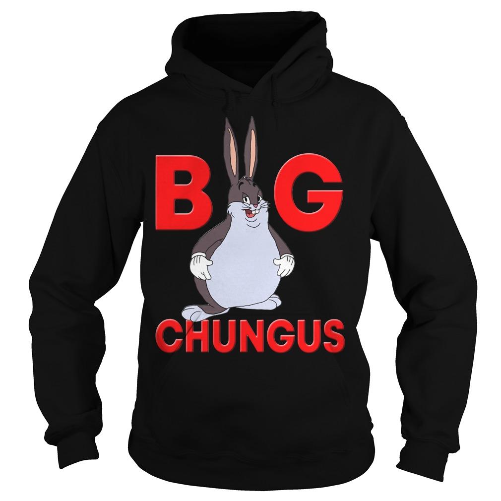 Fat bunny big chungus Hoodie