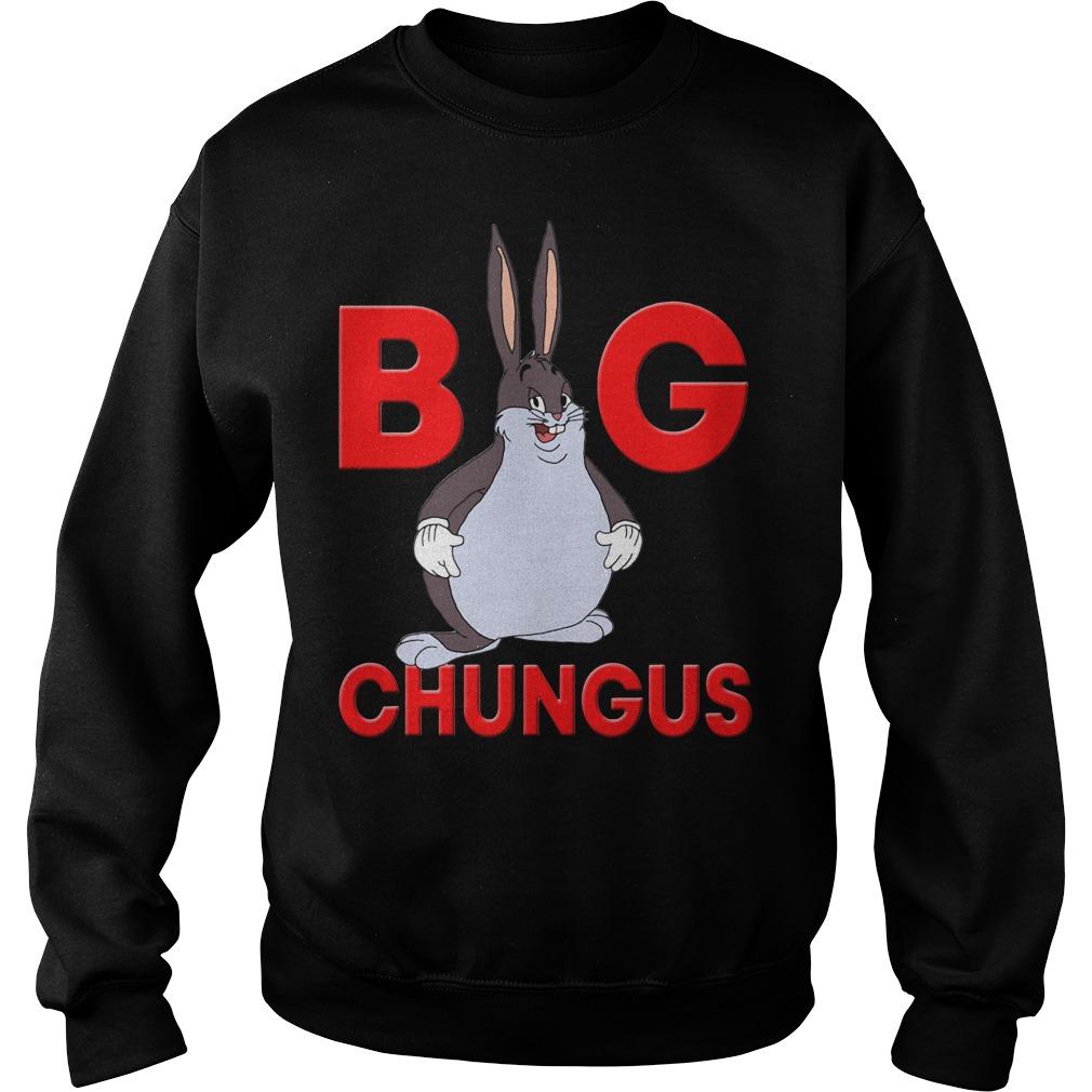 Fat bunny big chungus Sweater
