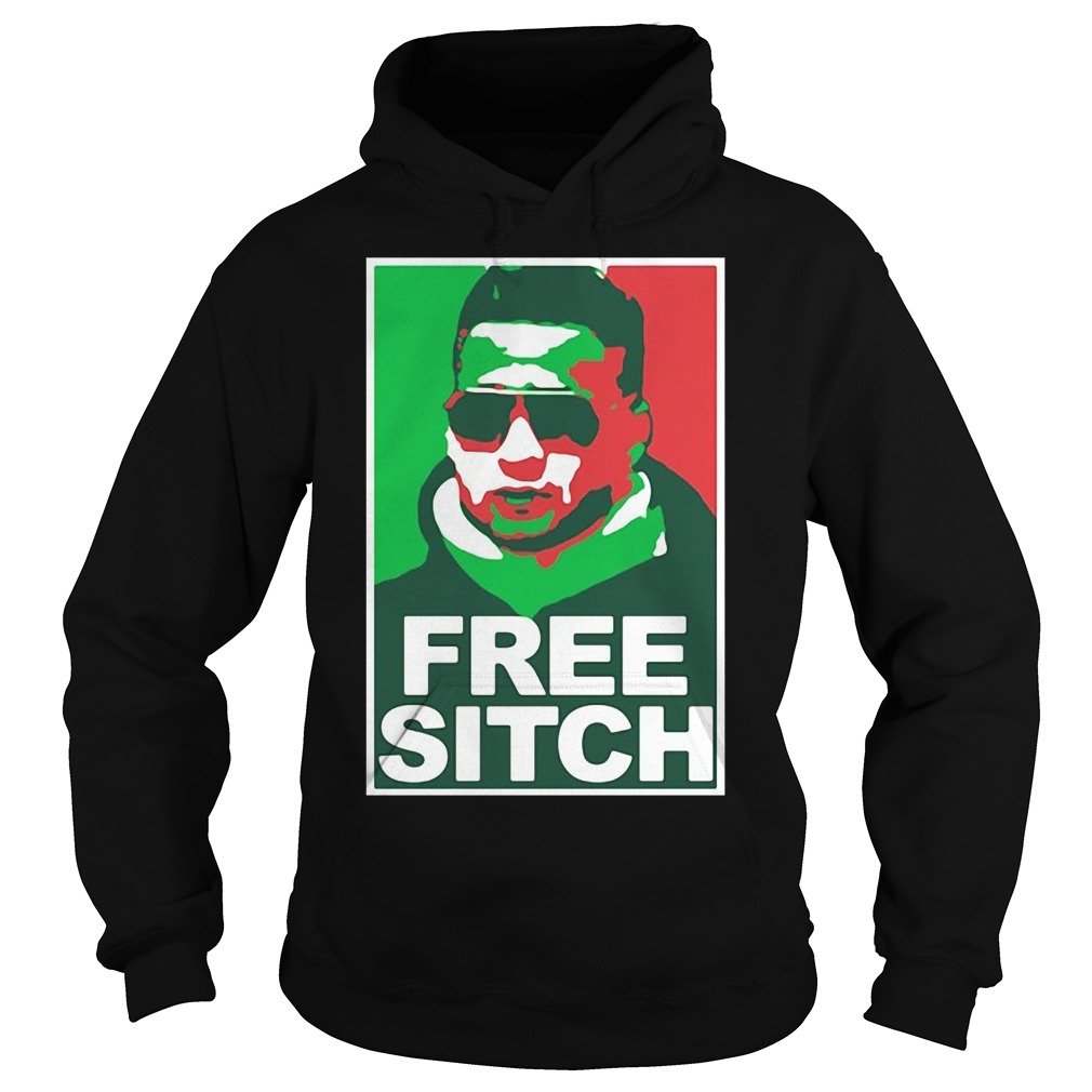 Free Sitch Mike Sorrentino version Hoodie