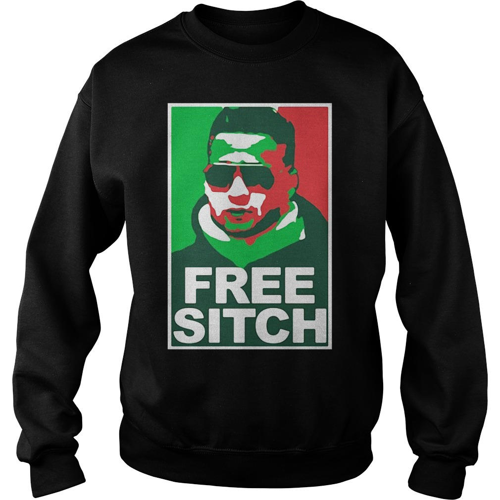 Free Sitch Mike Sorrentino version Sweater