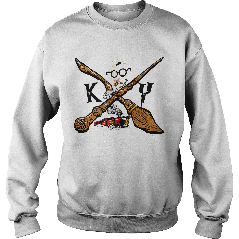 Harry Potter Kentucky Crossroads Sweater
