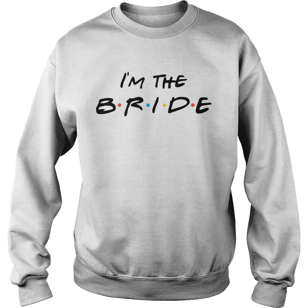 I'm the Bride Sweater