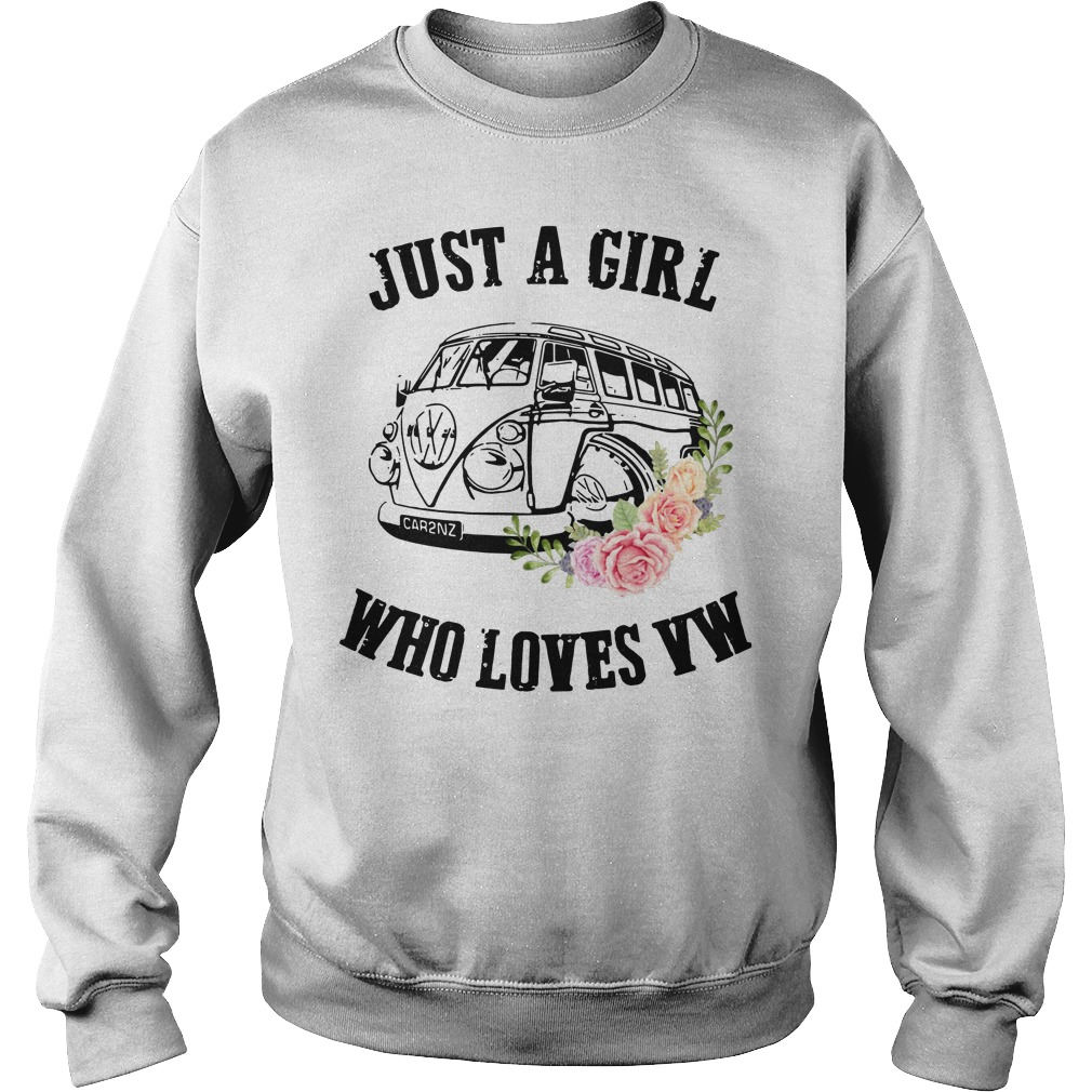Just a girl who loves VW Sweater