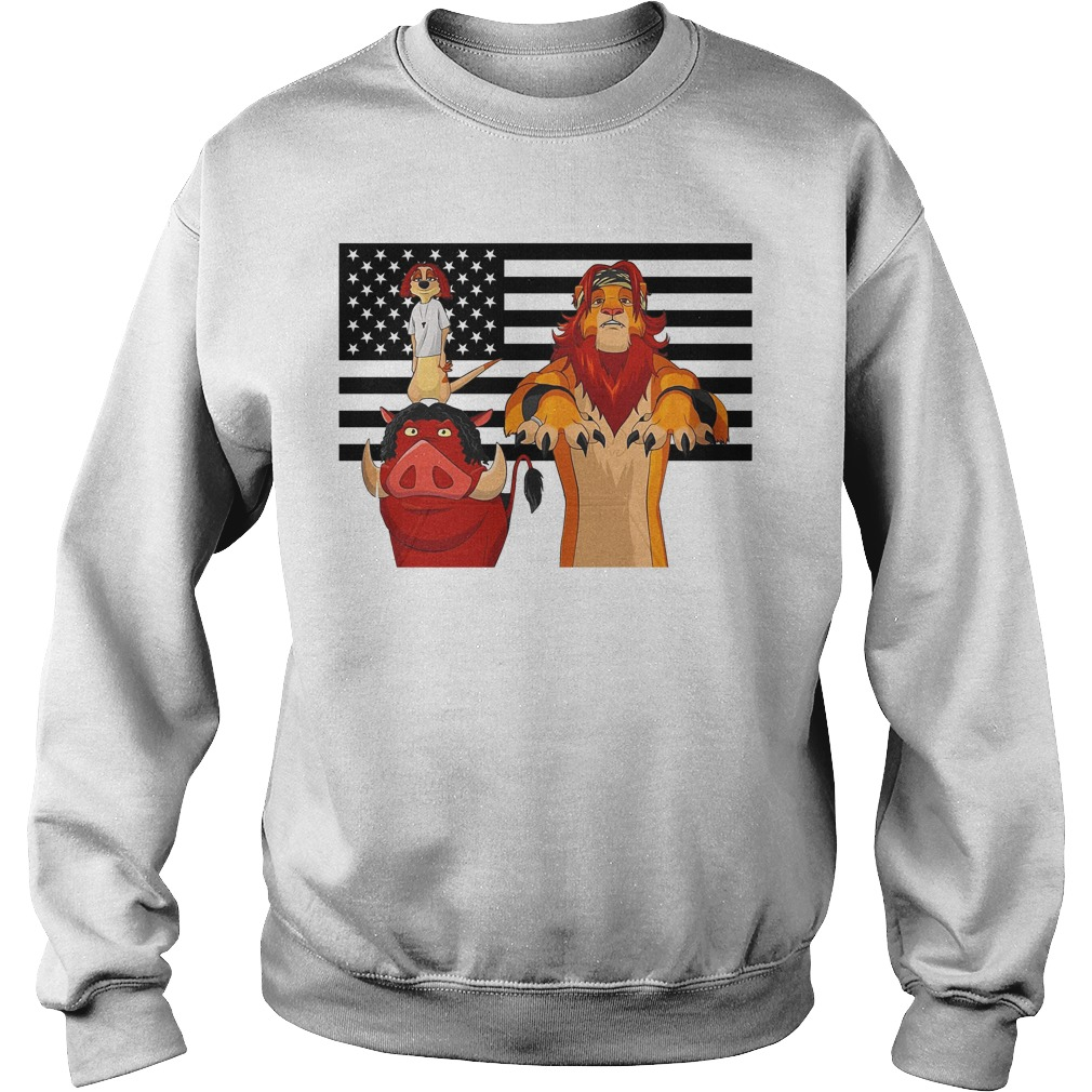 Lion King Outkast Stankonia Sweater
