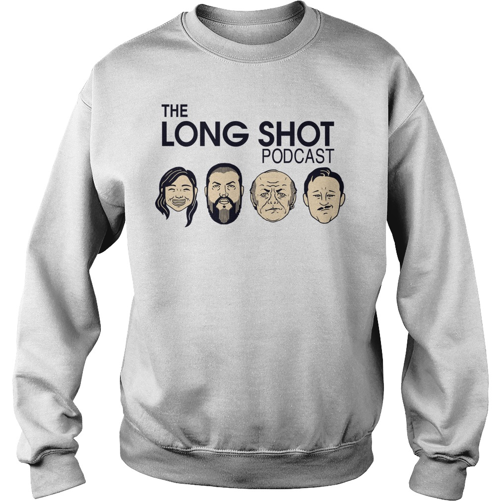 The Longshot Podcast Sweater