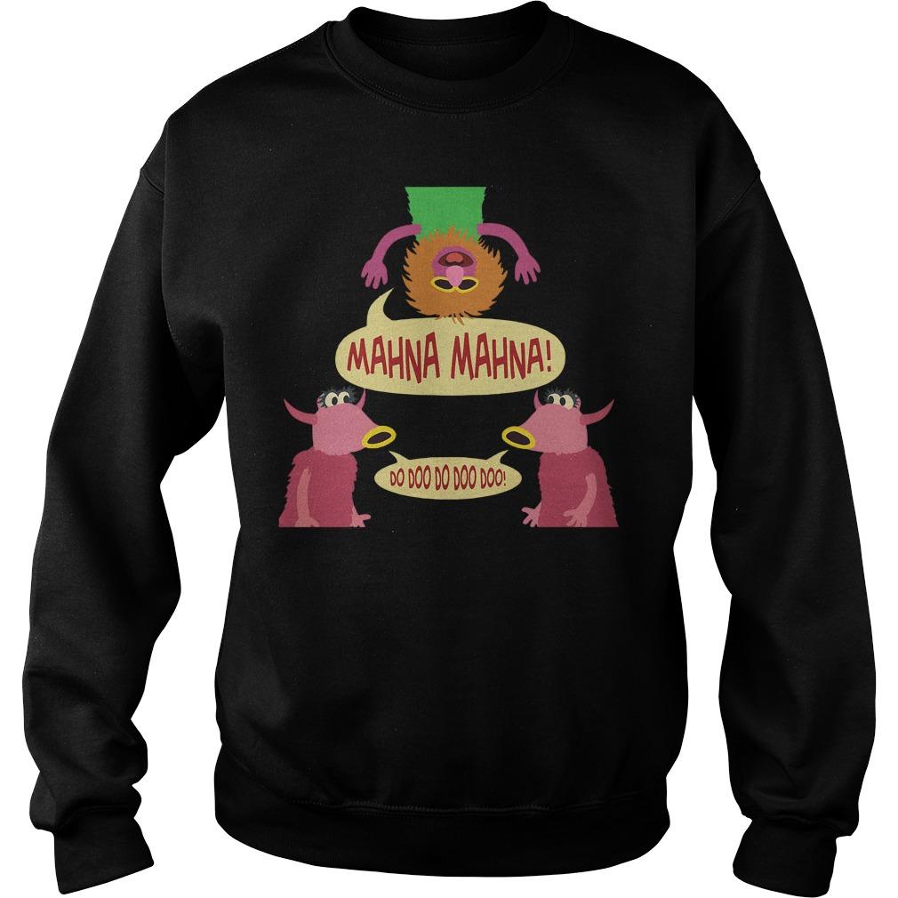 Mahna Mahna do doo do doo doo Sweater