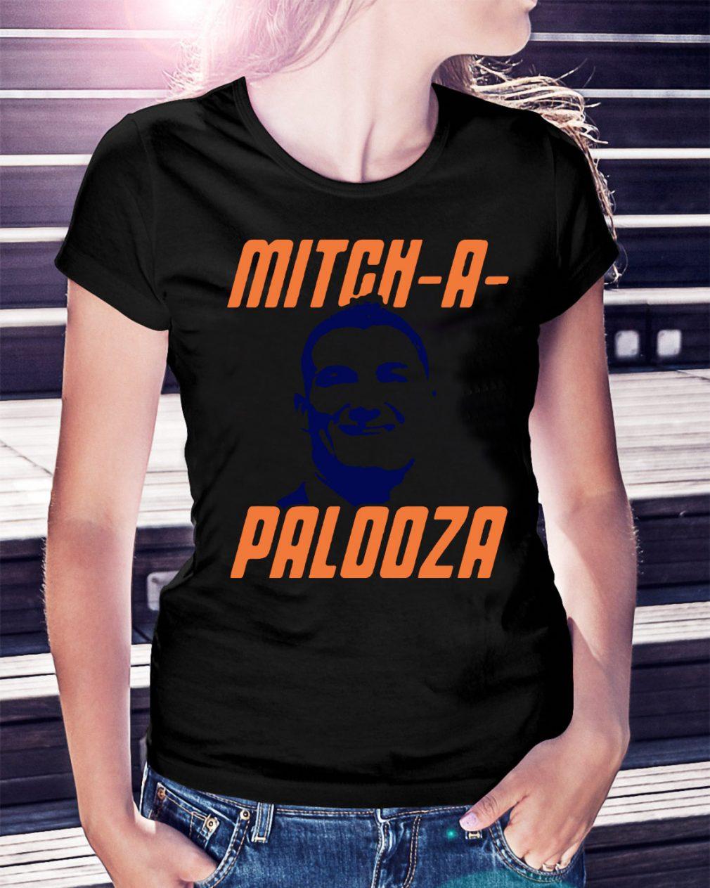 Mitch-A-Palooza Ladies Tee
