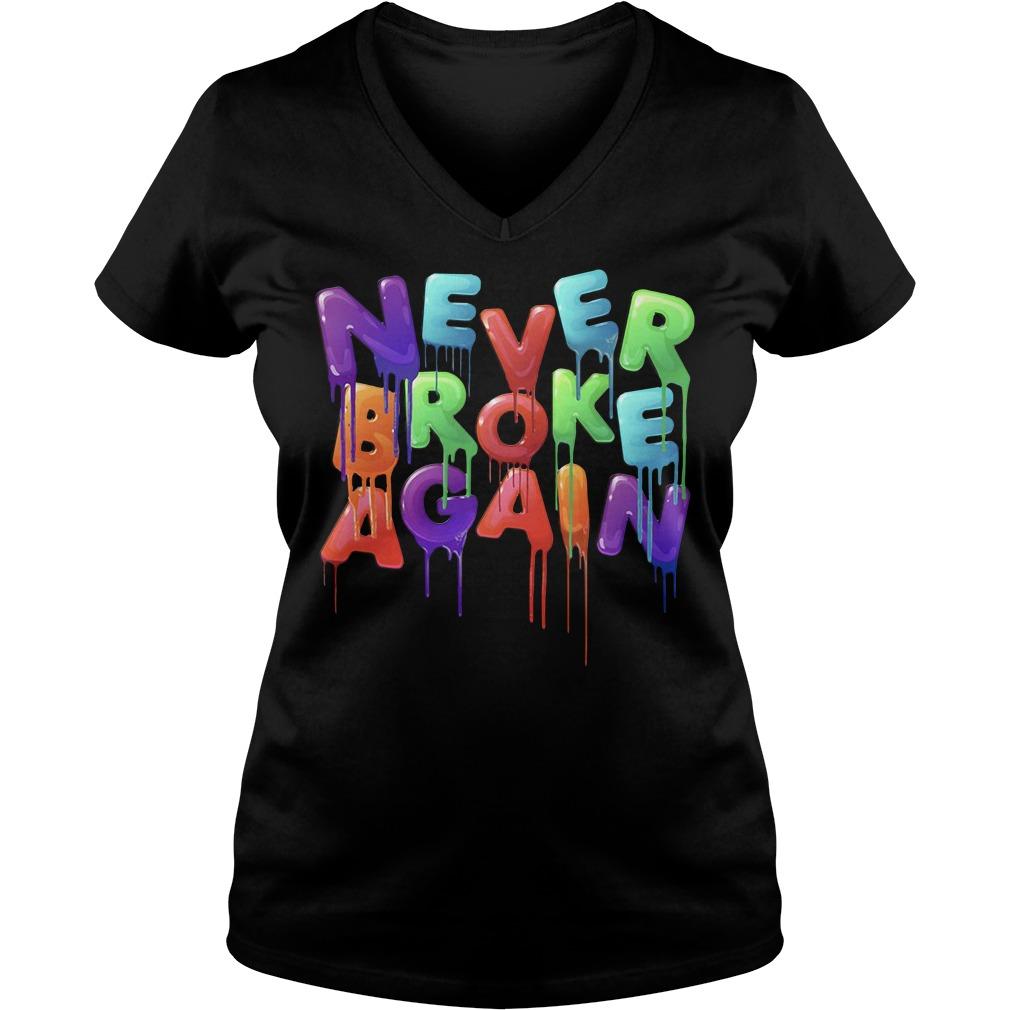 Never broke again V-neck T-shirt