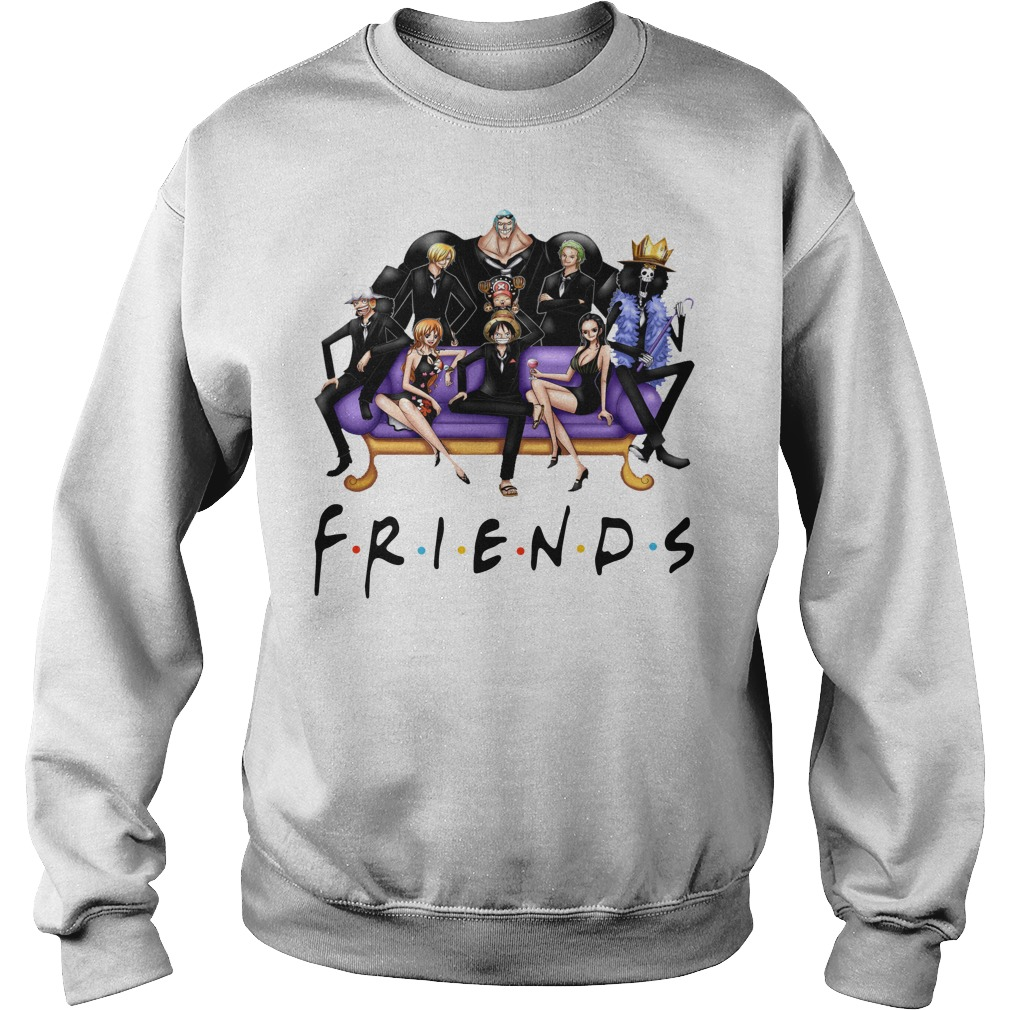 Official One Piece friends Sweater