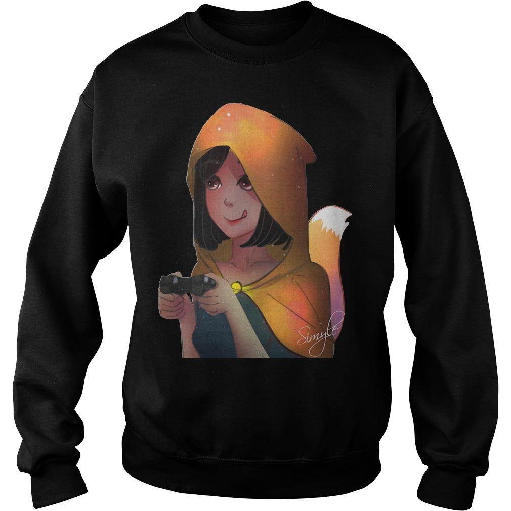 Official Simylefox Sweater