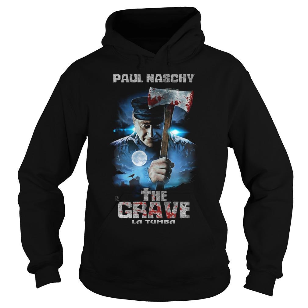 Paul Naschy the Grave La Tumba Hoodie