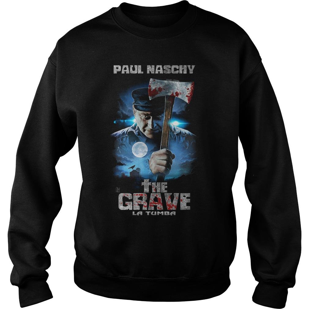 Paul Naschy the Grave La Tumba Sweater