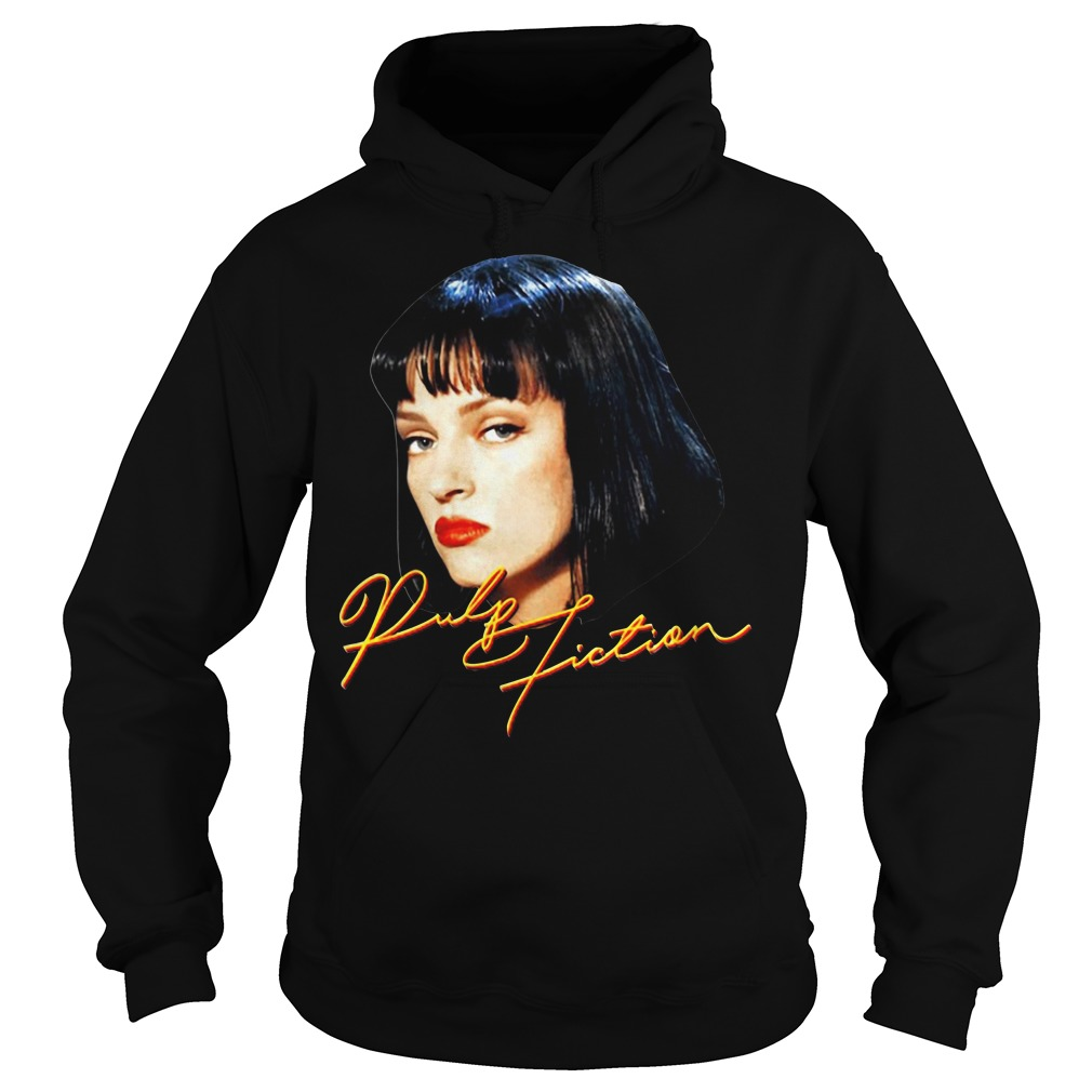 Quentin movie Pulp fiction Hoodie