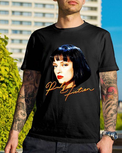 Quentin movie Pulp fiction shirt