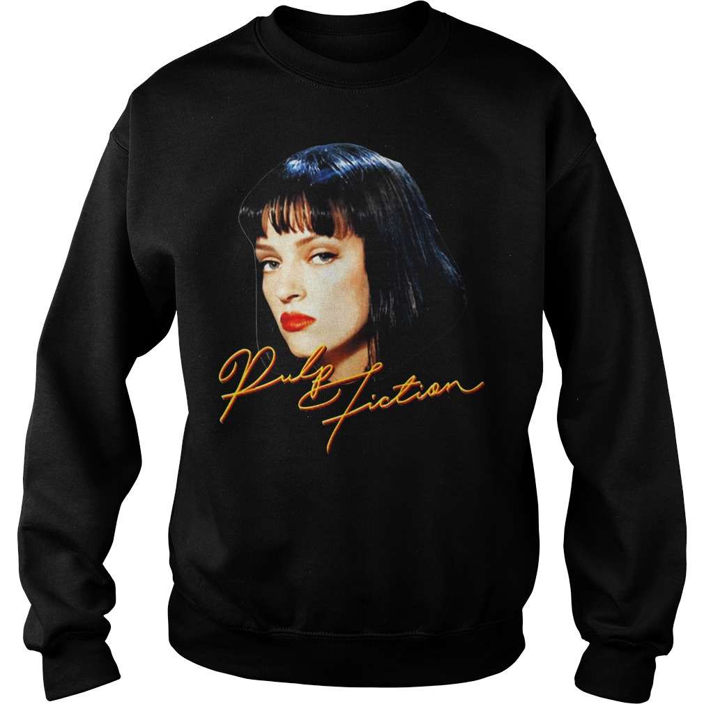 Quentin movie Pulp fiction Sweater