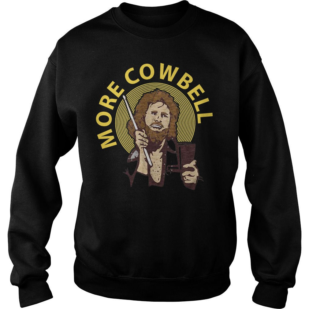 Saturday night live More Cowbell Sweater