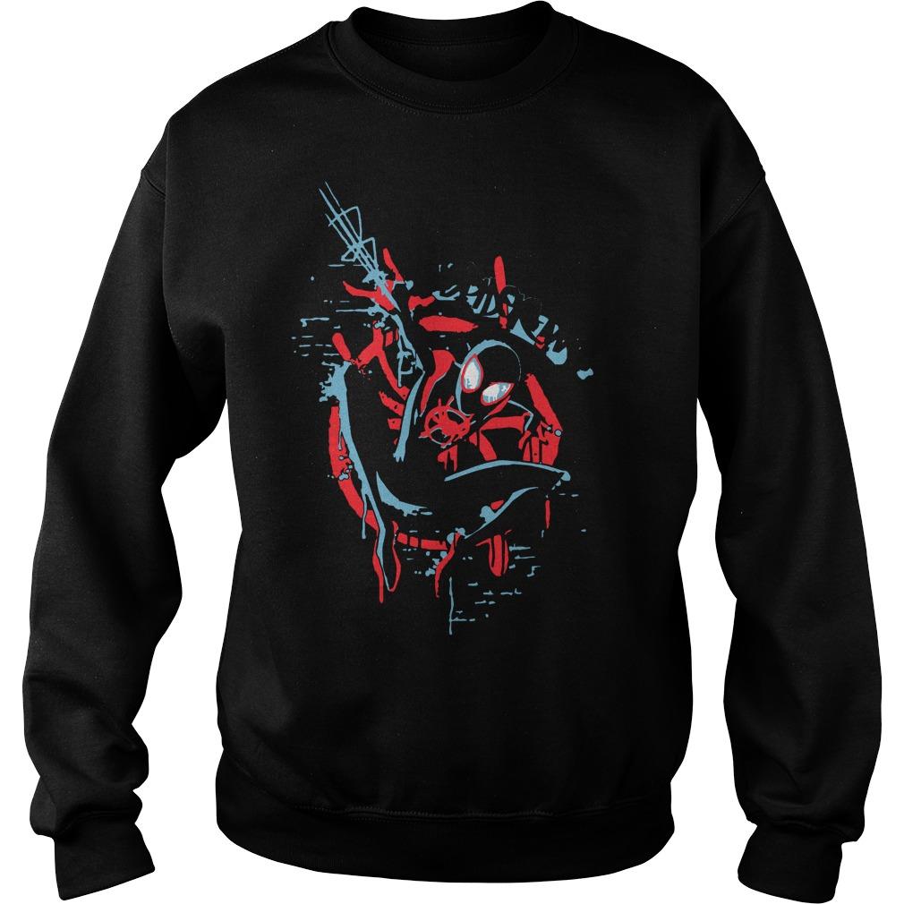 Signature Spider Man Sweater
