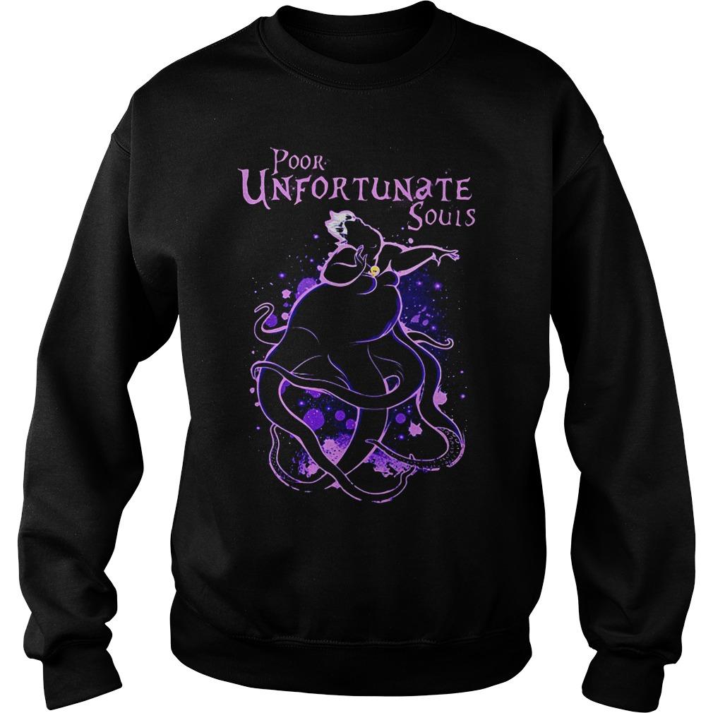 Ursula poor unfortunate souls Sweater