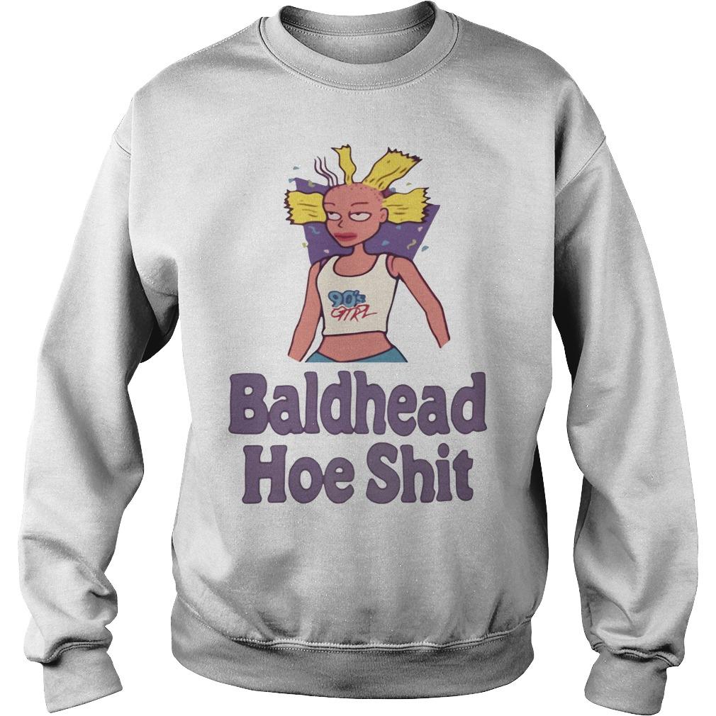 Bald Headed Hoe shit Sweater