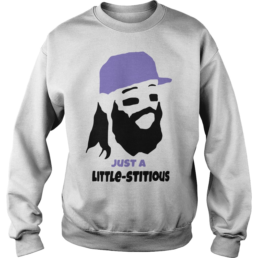 Charlie Blackmon just a little-stitious Sweater