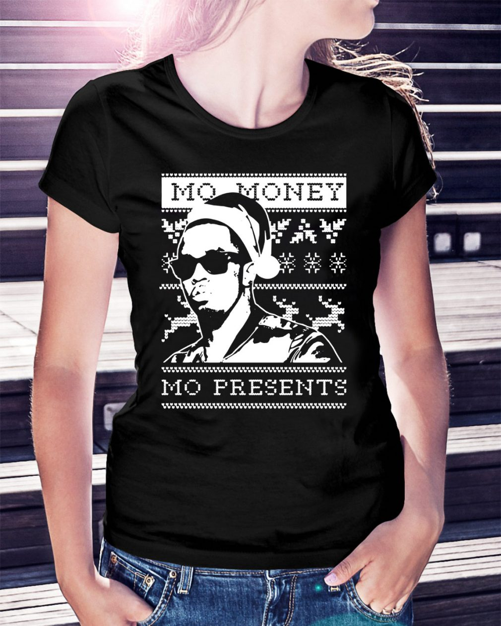 Diddy's Mo money Mo presents Ladies Tee