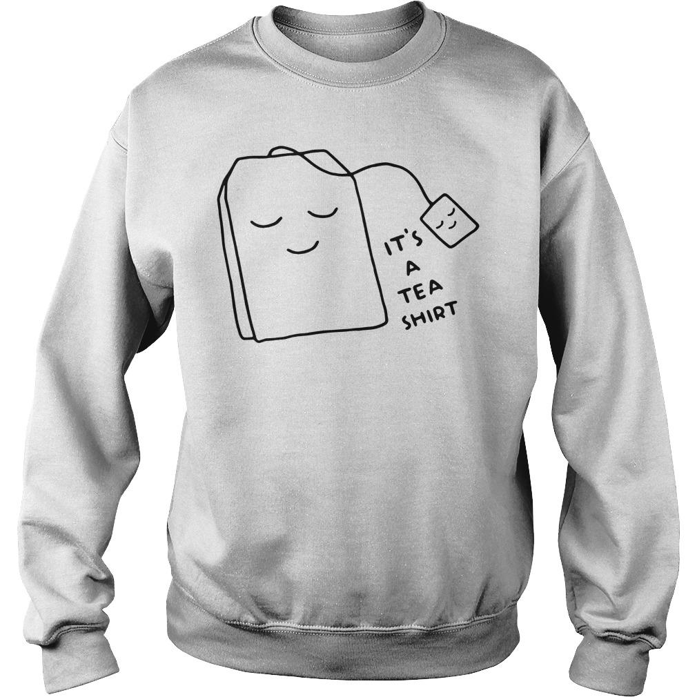 It's a tea Sweater