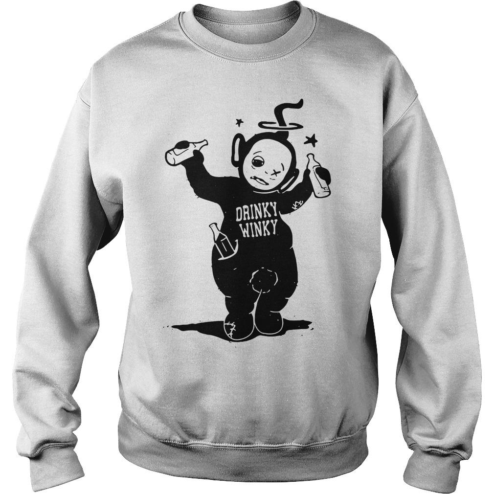 Official Drinky Winky Sweater