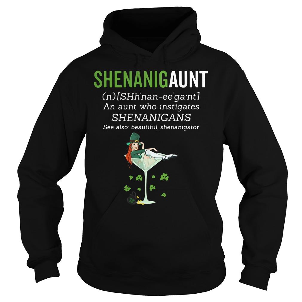 Shenanigunt definition Hoodie