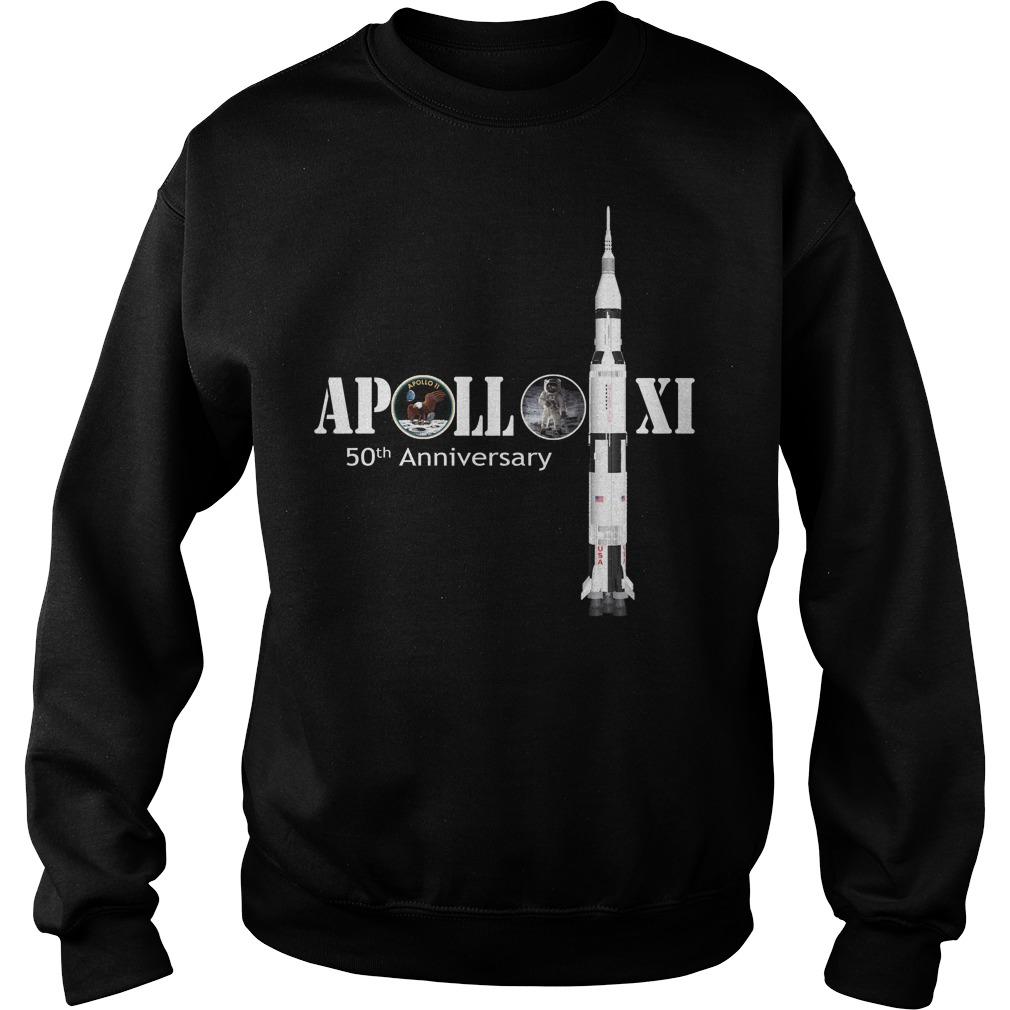 Apollo XI 50th Anniversary Sweater
