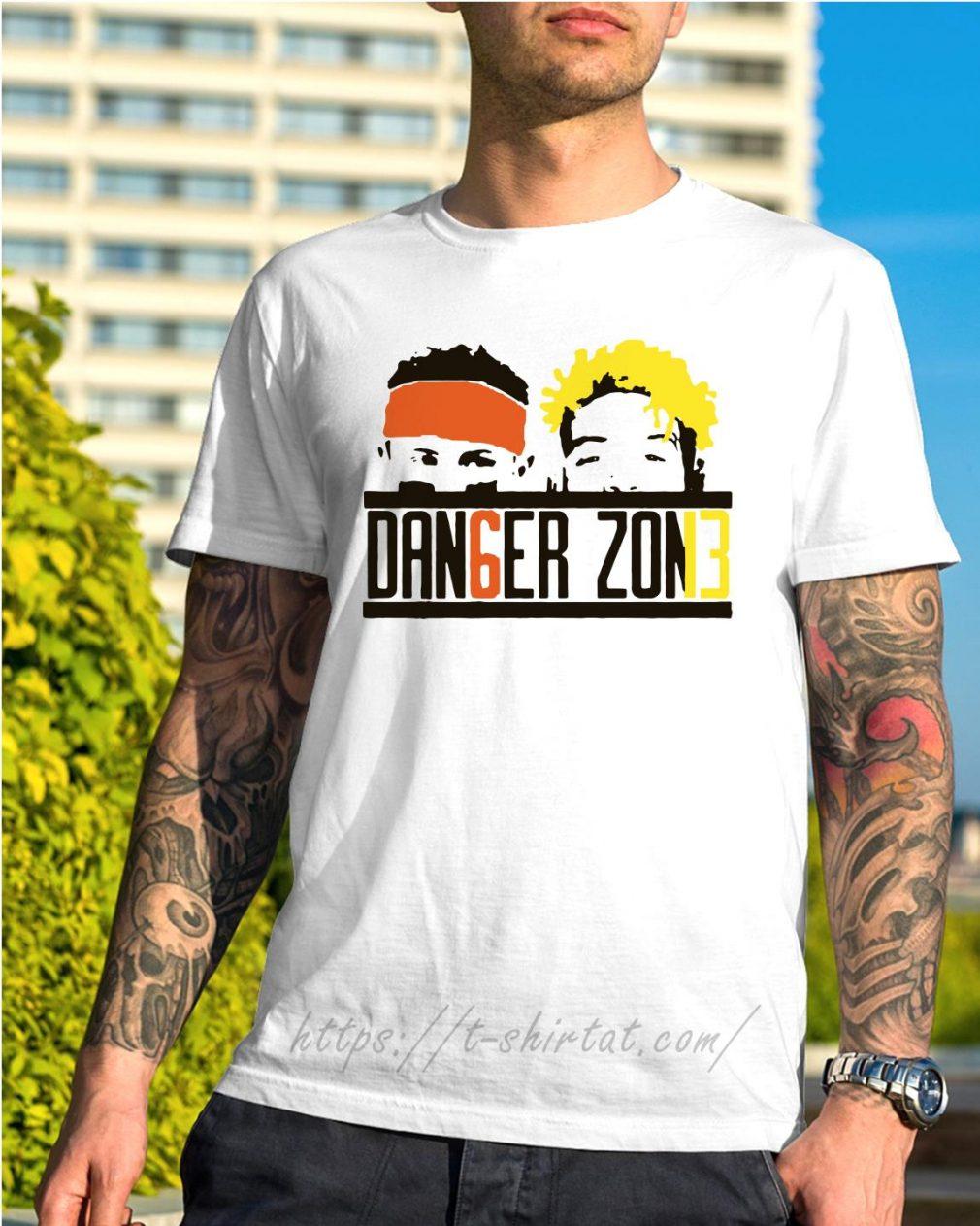 Baker Mayfield - Odell Beckham Dan6er Zon13 shirt