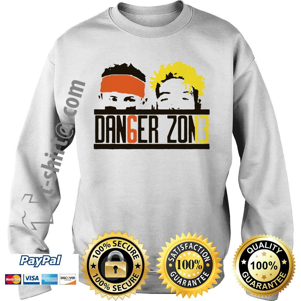 Baker Mayfield - Odell Beckham Dan6er Zon13 Sweater