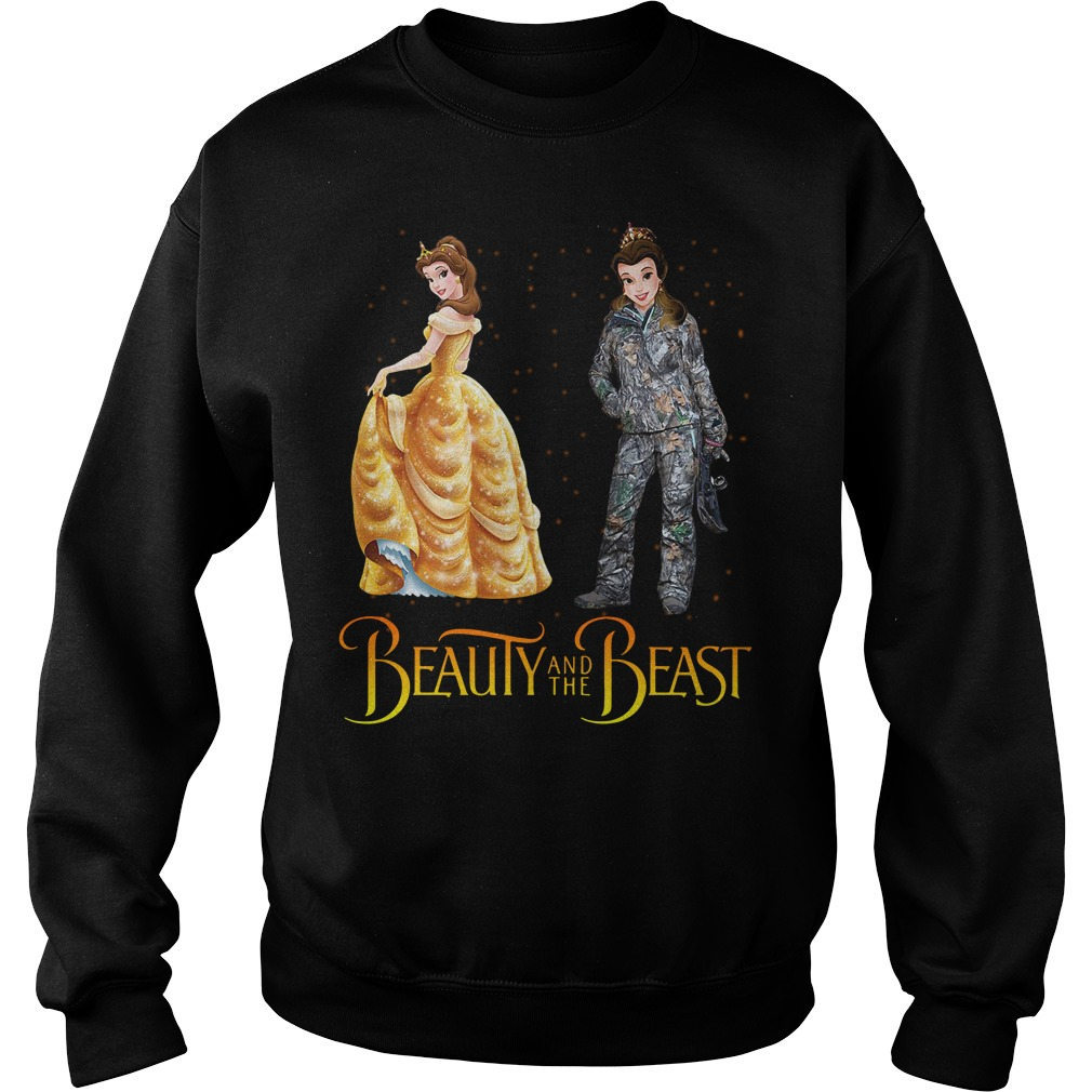 Bella Beauty and the Beast astronaut Sweater
