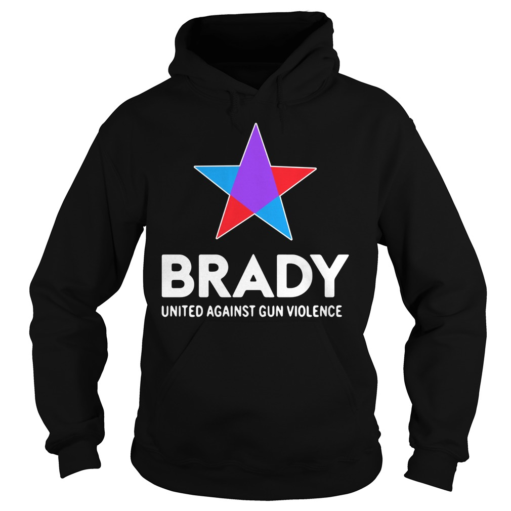Brady united against gun violence take action not sides Hoodie