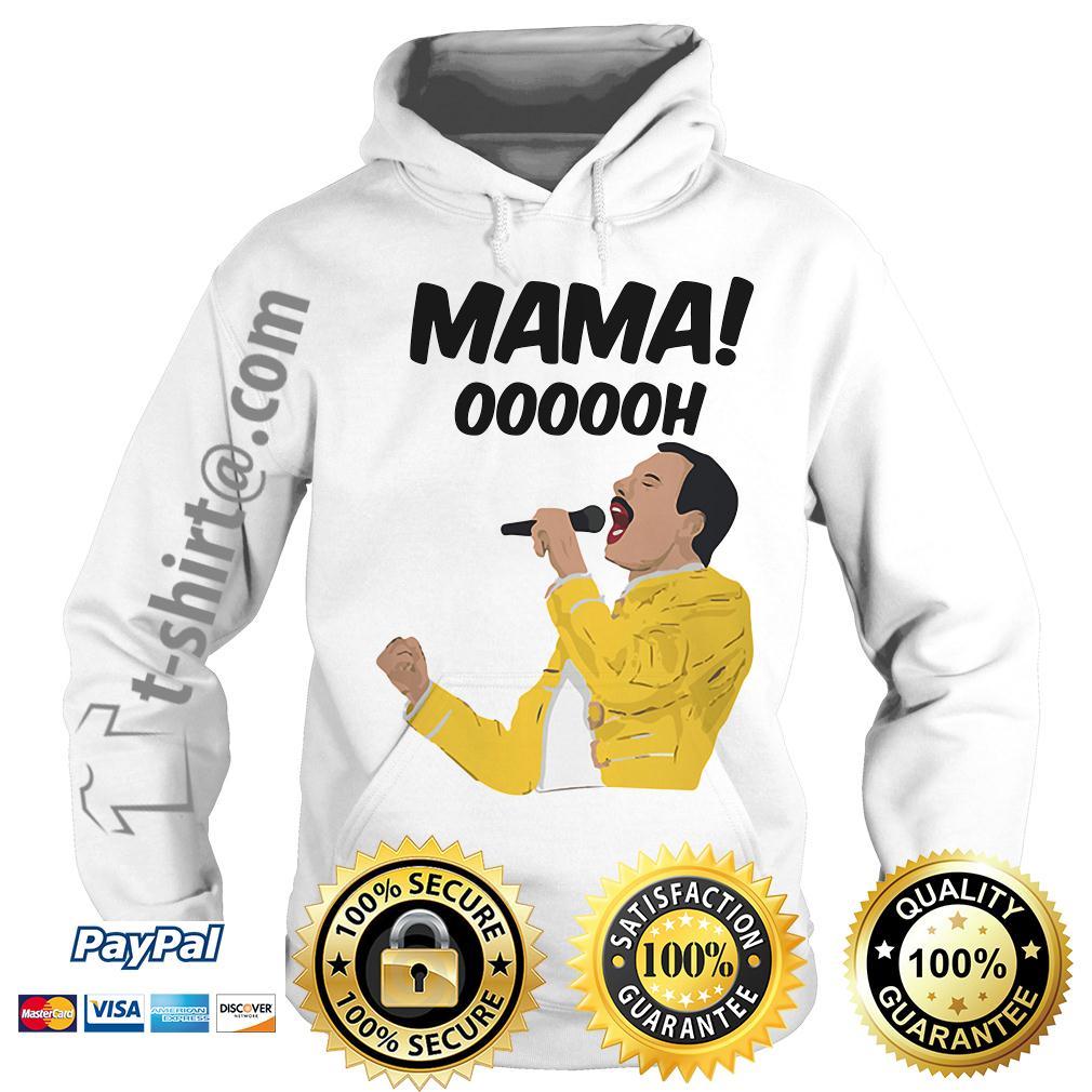 Freddie Mercury Mama oooooh Hoodie