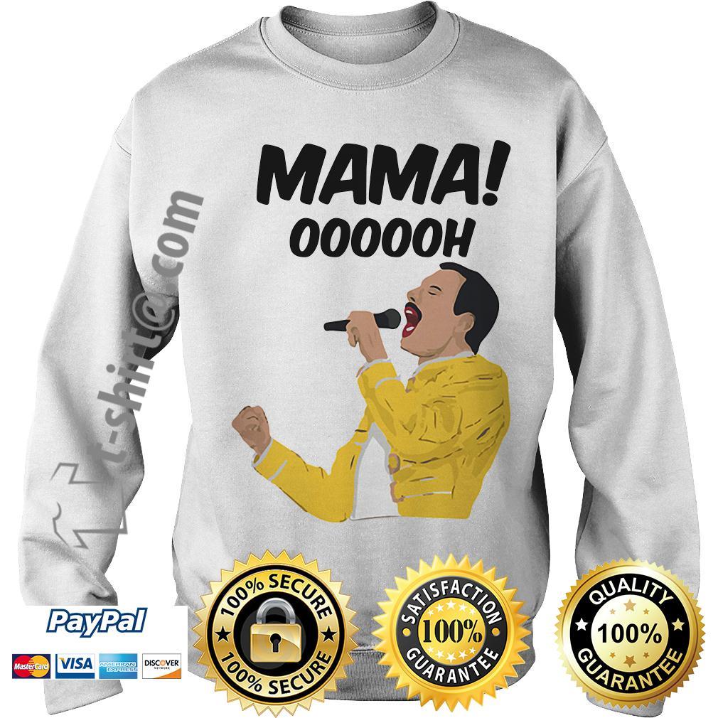 Freddie Mercury Mama oooooh Sweater
