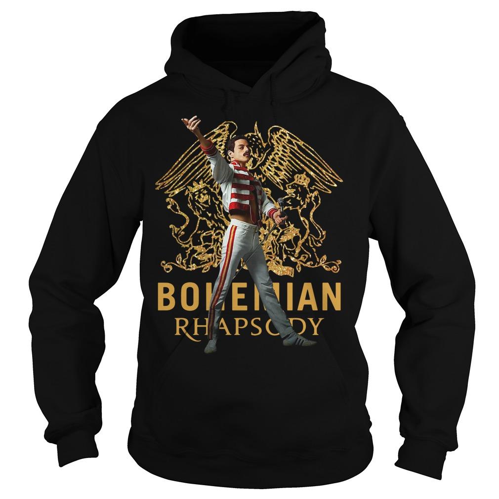 Freddie Mercury Queen Bohemian Rhapsody Hoodie