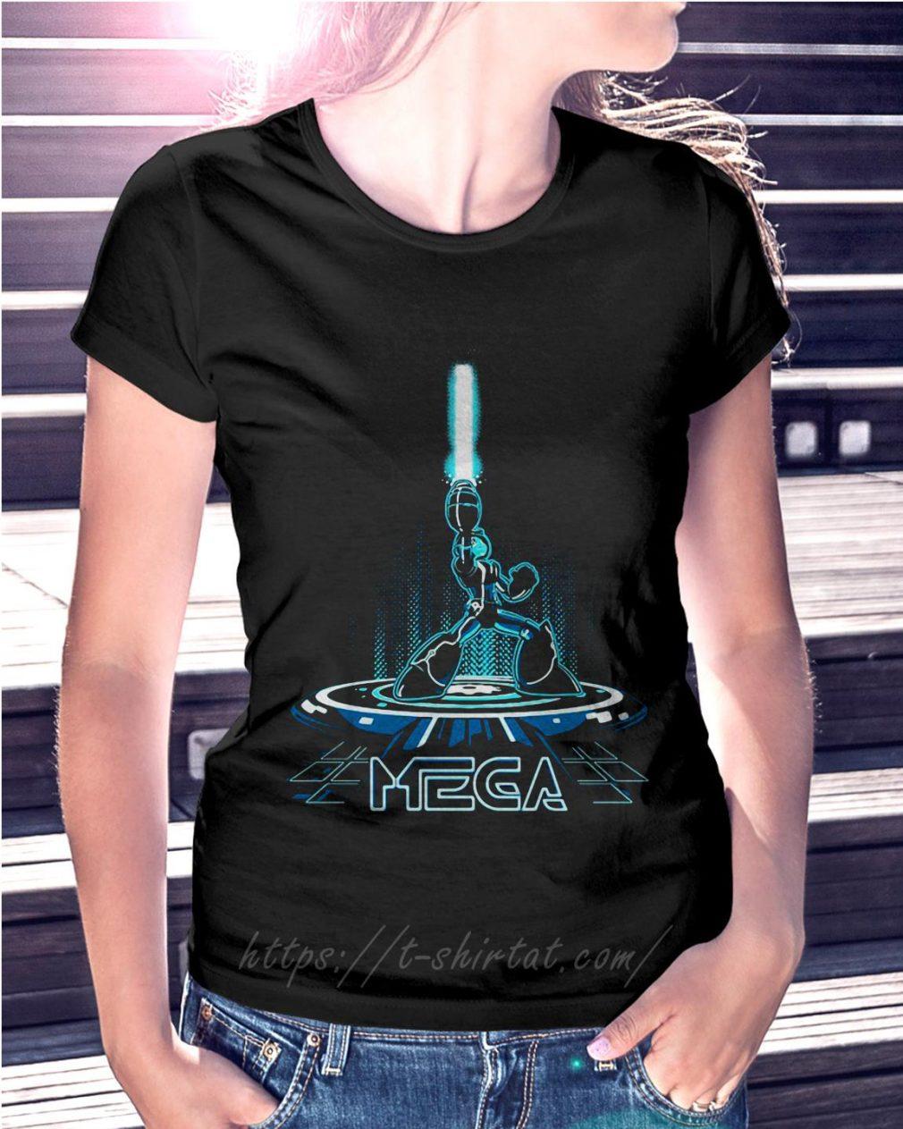 Funko Mega Man Ladies Tee