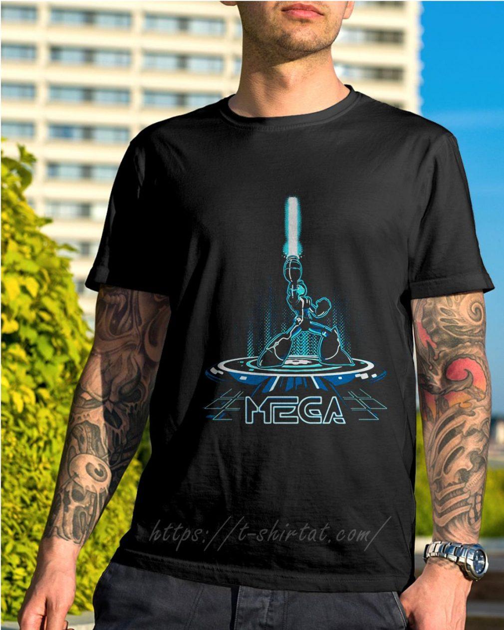 Funko Mega Man shirt