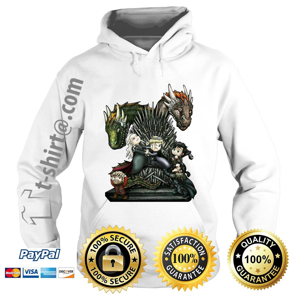 Game of Thrones vereint alle Elemente der History Hoodie