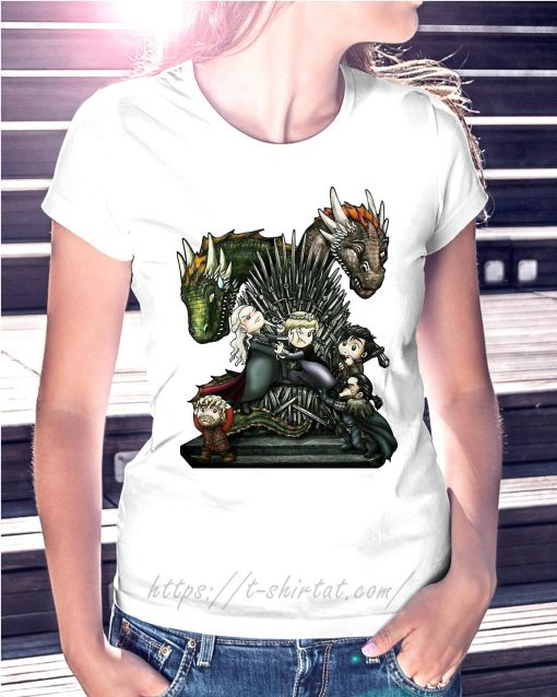 Game of Thrones vereint alle Elemente der History Ladies tee