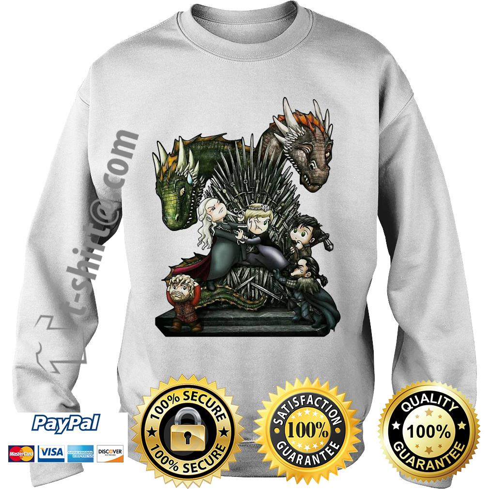 Game of Thrones vereint alle Elemente der History Sweater