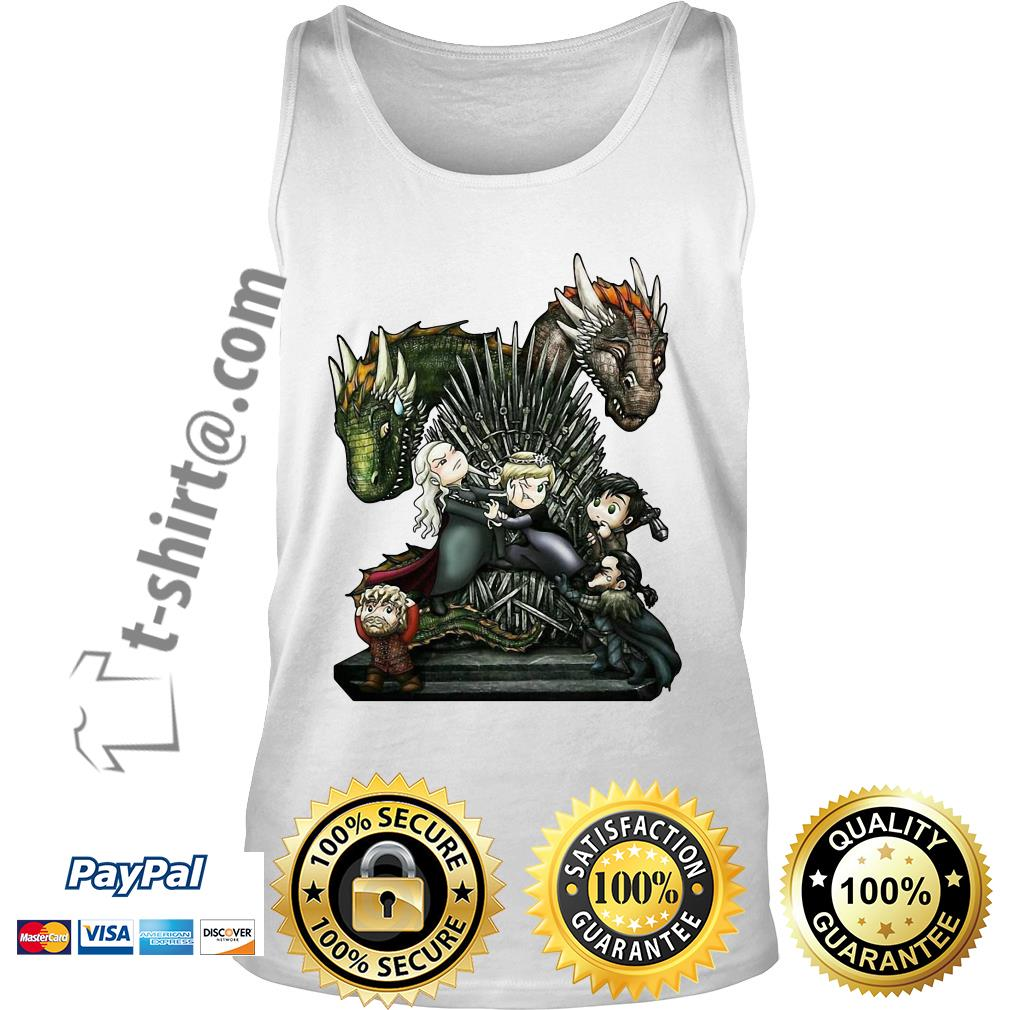 Game of Thrones vereint alle Elemente der History Tank top