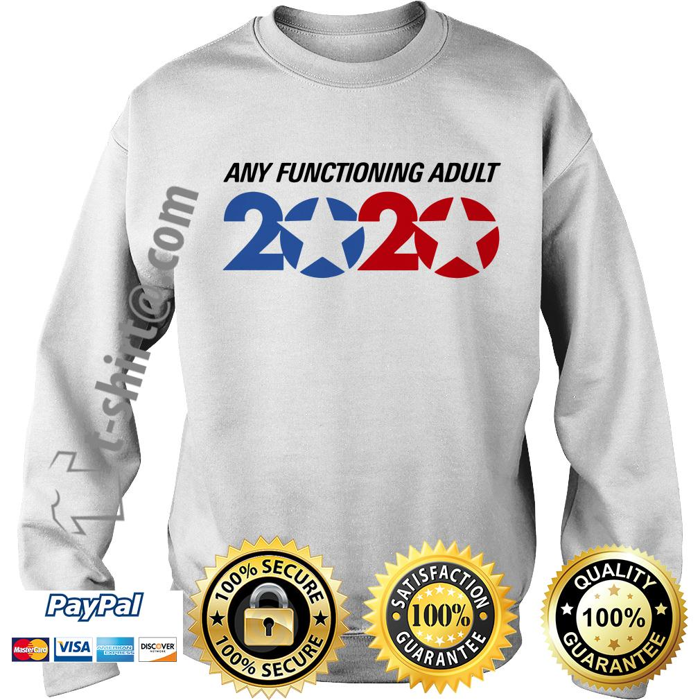 George Takei any functioning adult 2020 Sweater