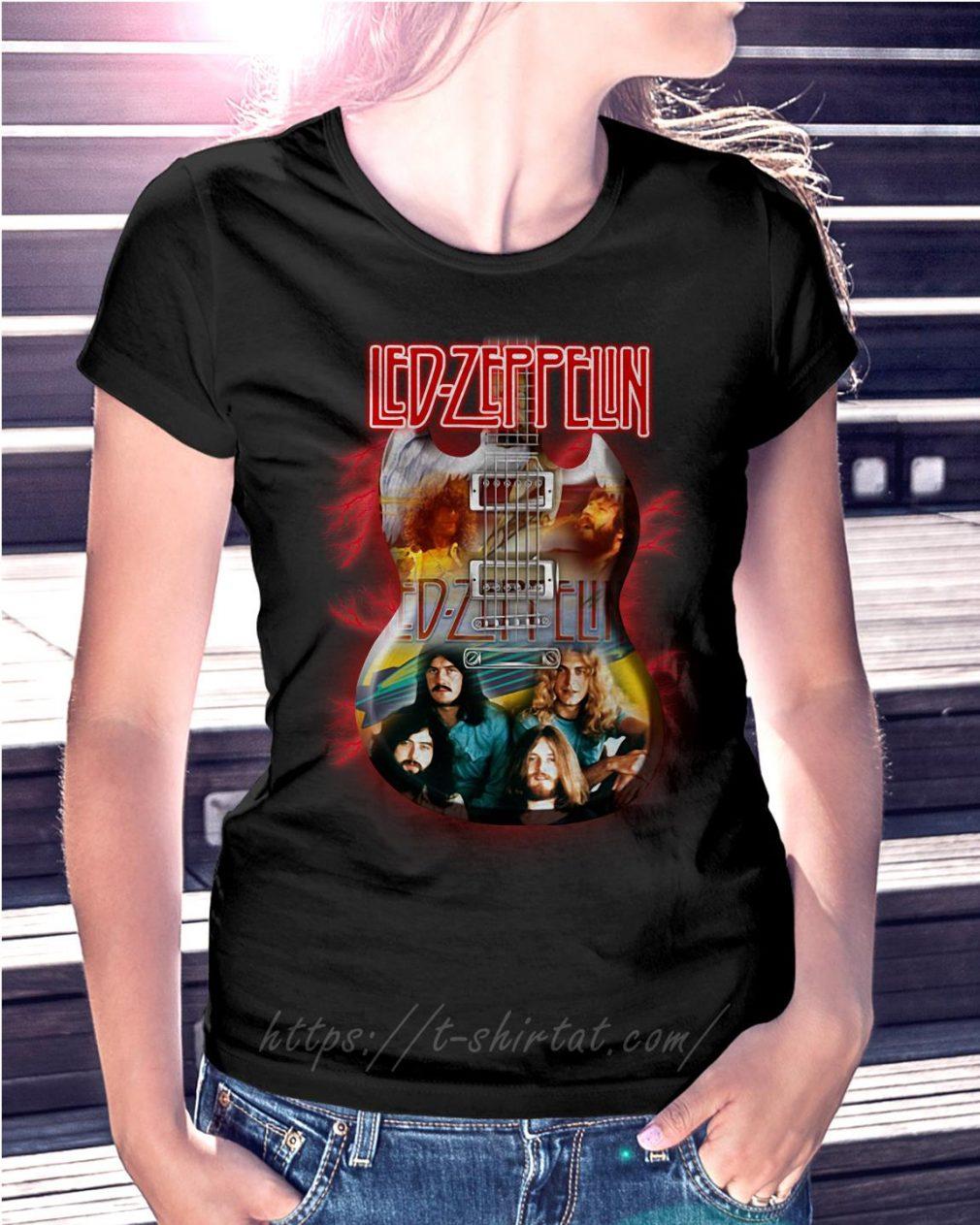 Guitar KISS Led Zeppelin
